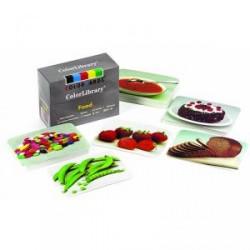 Colorcards Fotografías alimentos