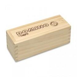 Dominó Chamelo caja de madera
