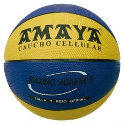 Balón de baloncesto celular 7 Marca: Amaya Sport