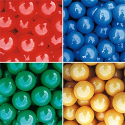 Bolas 100 bolas piscina Marca: Amaya Sport