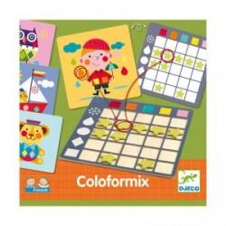 Coloformix asociar colores y formas