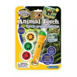 Linterna y proyector animales