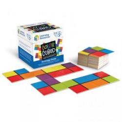 Color cubed juego de asociación colores