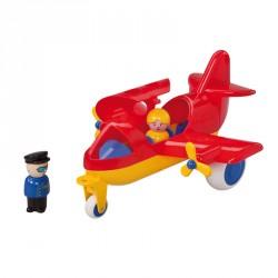 Avión 2 personajes